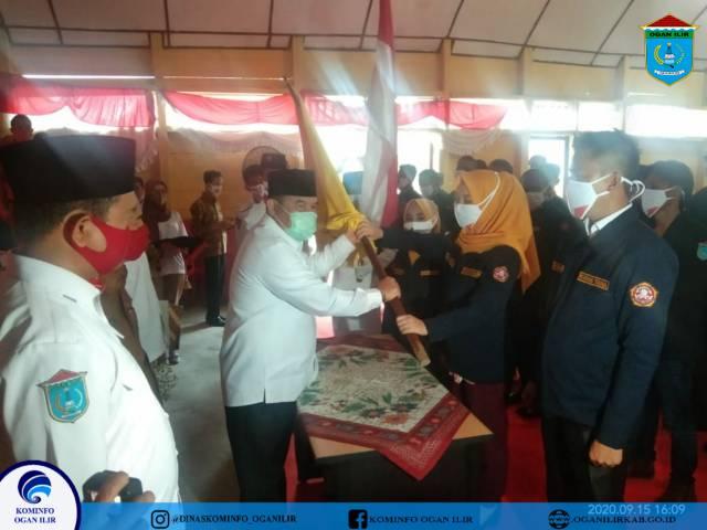 Bupati OI Lantik KT Kec Pemulutan Dan Desa-Kel Se-Kecamatan Pemulutan