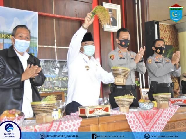 Pengukuhan Ormas Paguyuban Masyarakat Burai Indonesia (PMBI)