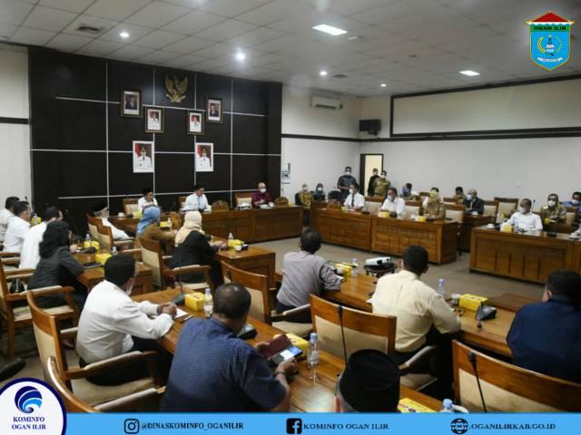 Rapat Internal Bersama Pimpinan OPD