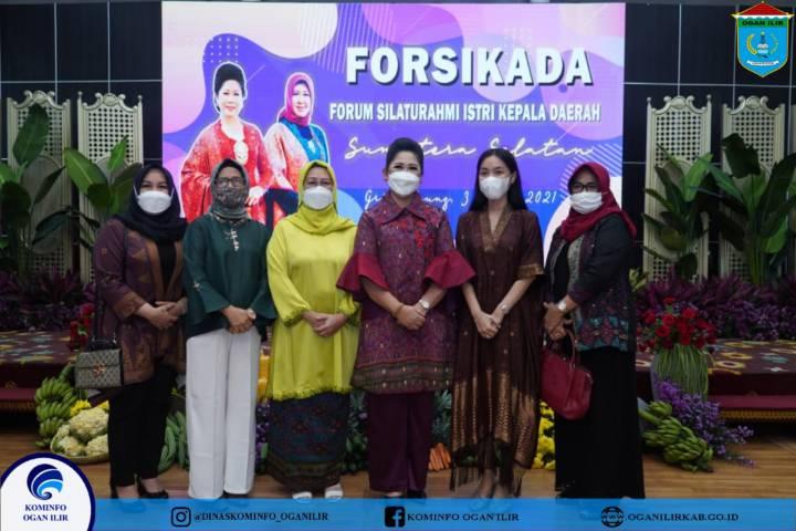 Forum Silaturahmi Istri & Suami Kepala Daerah (Forsikada)