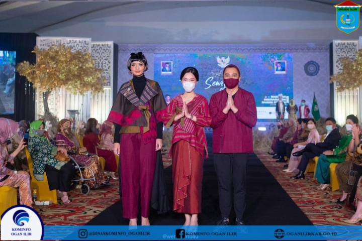 Mihkailia Tikha Tampil Dalam Closing Ceremony Rakerda Dekranasda