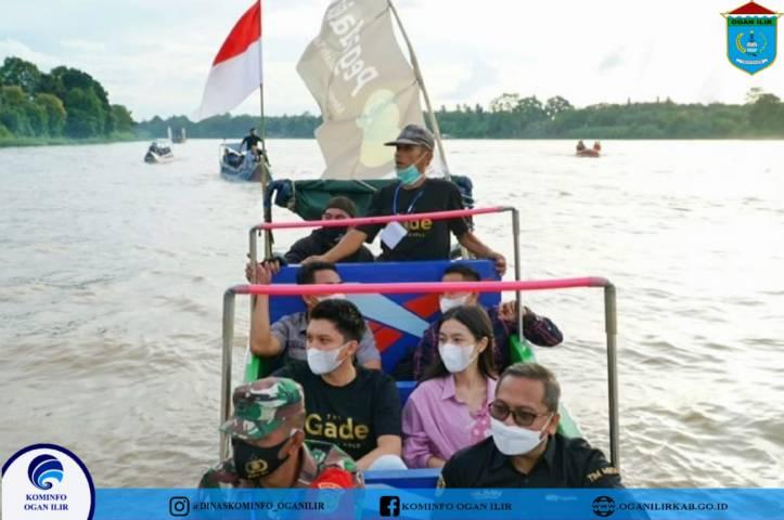 Lomba Bidar Mini Tingkat Kabupaten Ogan Ilir