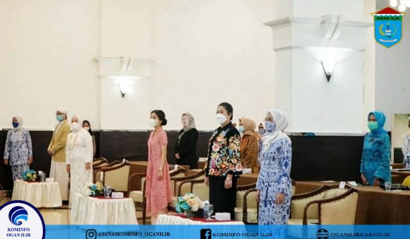 Rapat Kerja Daerah (Rakerda) I Dewan Pimpinan Daerah (DPD) Ikatan Wanita Pengusaha Indonesia (IWAPI) Sumatera Selatan