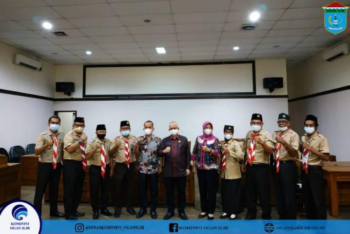 PJ Sekda Minta Kwarcab Ogan Ilir Harus Membuat Inovasi Untuk Gerakan Pramuka